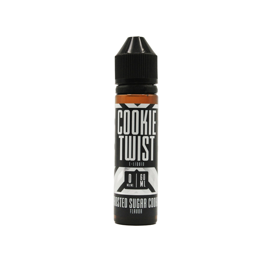 TWIST COOKIE TWIST E - LIQUID LIMITED EDITION 60ML - FROSTED SUGAR COOKIE