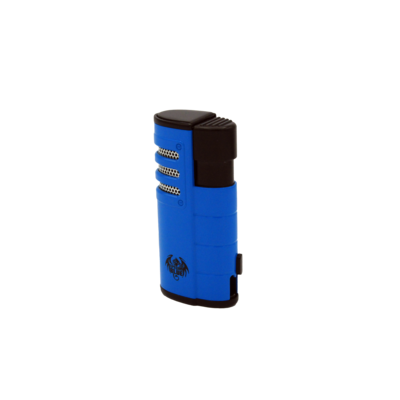 SPECIAL BLUE TRIPLE SHOT MINI BUTANE GAS TORCH LIGHTERS