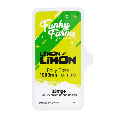 FUNKY FARMS DAILY DOSE FORMULA 1000MG