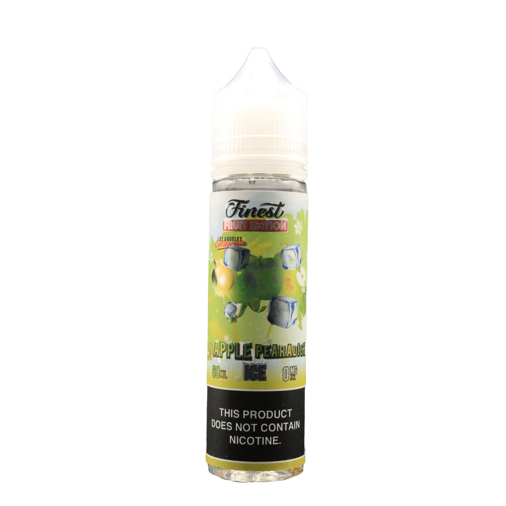 FINEST FRUIT EDITION E-JUICE 60ML - APPLE PEARADISE ICED