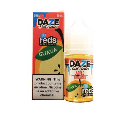 DAZE DAZE SALT 30ML - APPLE GUAVA ICED