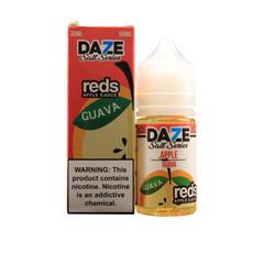 DAZE DAZE SALT 30ML - APPLE GUAVA