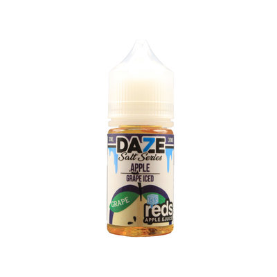 DAZE DAZE SALT 30ML - APPLE BERRIES ICED