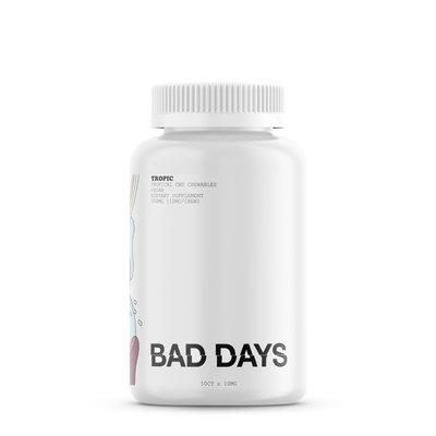 BAD DAYS BAD DAYS CBD CHEWABLES TROPICAL