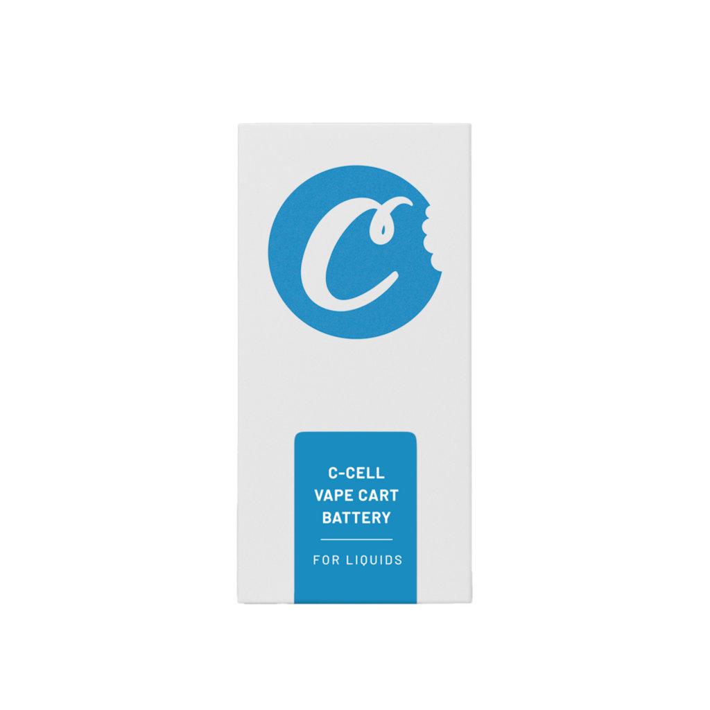 COOKIES COOKIES C-CELL VAPE CART BATTERY FOR LIQUIDS