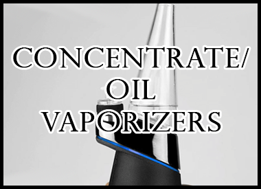 CONCENTRATE/OIL VAPORIZER