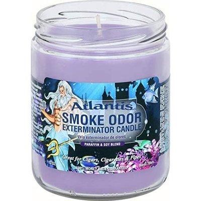 SMOKE ODOR EXTERMINATOR CANDLE 13oz ATLANTIS