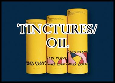 CBD TINCTURES/OIL