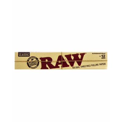 RAW RAW CLASSIC - SUPERNATURAL ROLLING PAPERS 12INCH