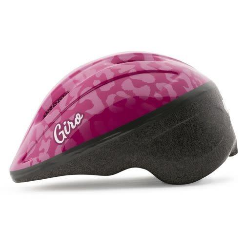 Giro Giro Me 2 Helmet, Toddler, Pink Print