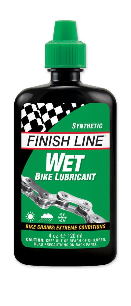 Finish Line Finish Line Wet Lube 4oz Bottle