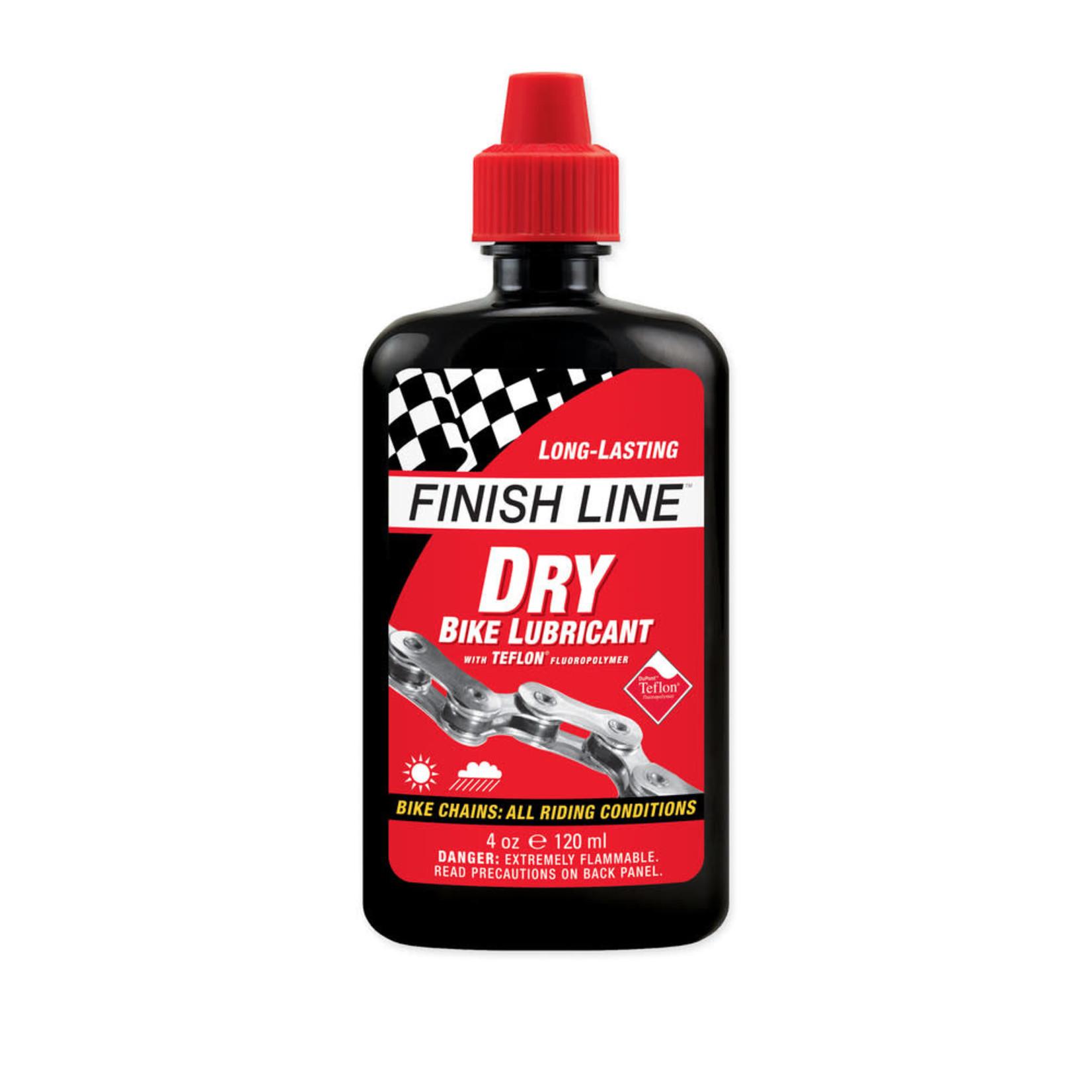 Finish Line Finish Line Dry Lube 4oz Bottle