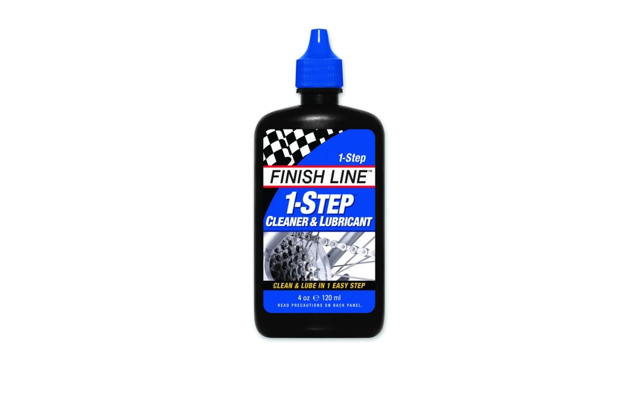 Finish Line Finish Line 1-Step Cleaner and Lube, 4oz Bottle