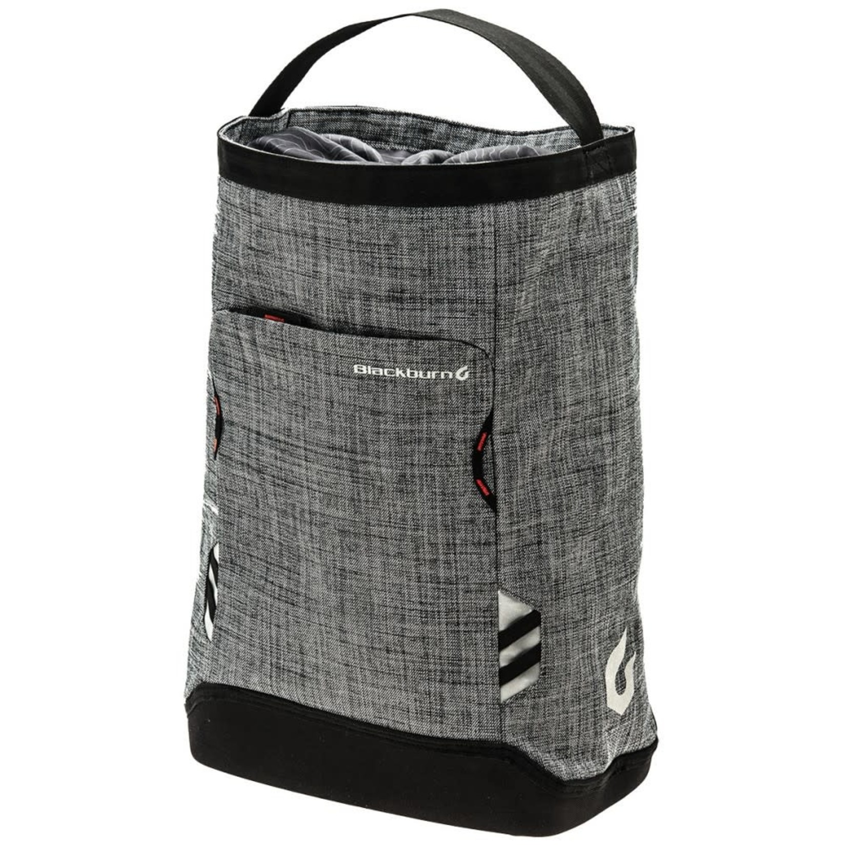 Blackburn Blackburn Central Shopper's Pannier, Charcoal