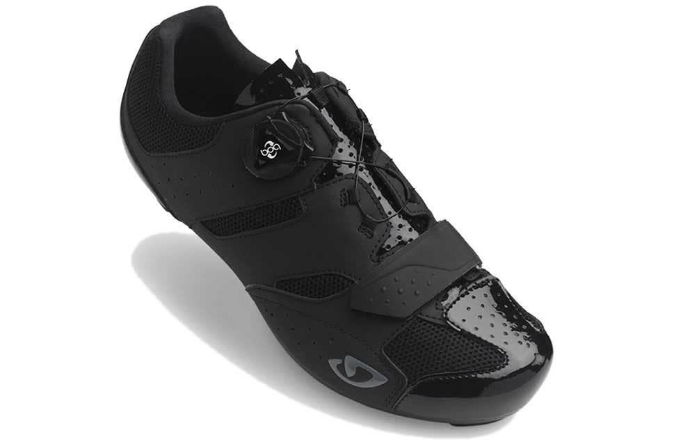 Giro Giro Savix Road Shoe Men's, 46, Black