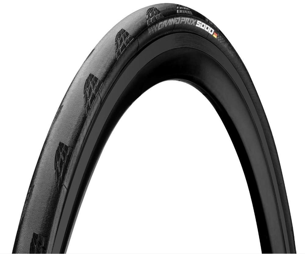 Continental Continental Grand Prix 5000 Folding Bead Tire, 700x25c