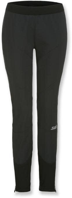 Swix Swix Delda Light Softshell Tight Pant Women's, Small, Black