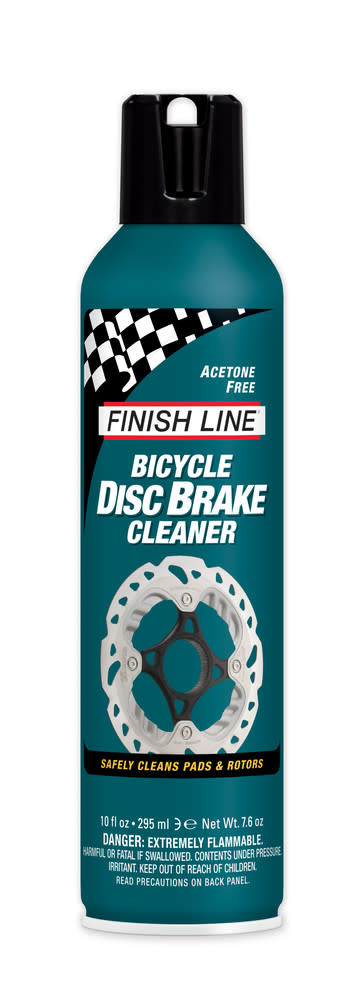 Finish Line Finish Line Disc Brake Cleaner, 10oz Aerosol Can