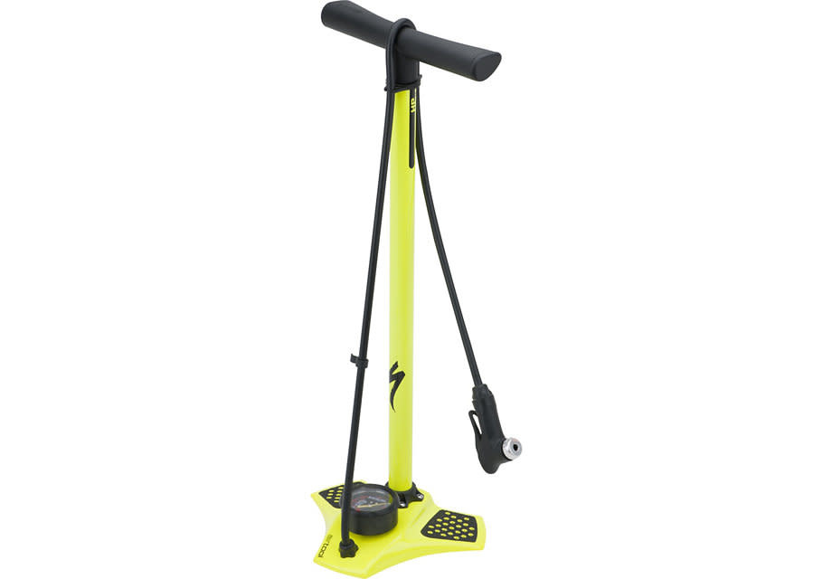 Specialized Specialized Airtool High Pressure Floor Pump, Ion