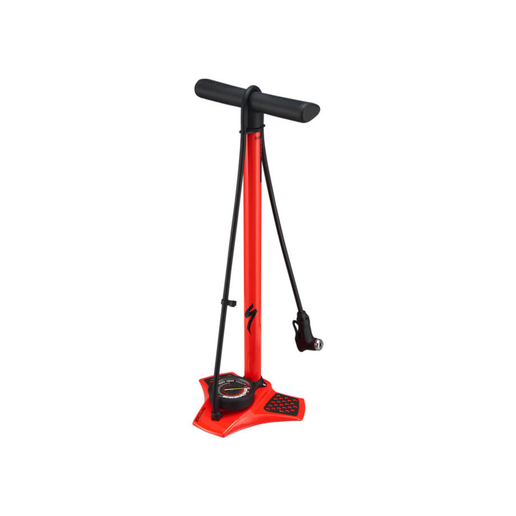 Specialized Specialized Airtool MTB Floor Pump Red