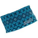 Swix Swix Myrene Headband, Turquoise Print