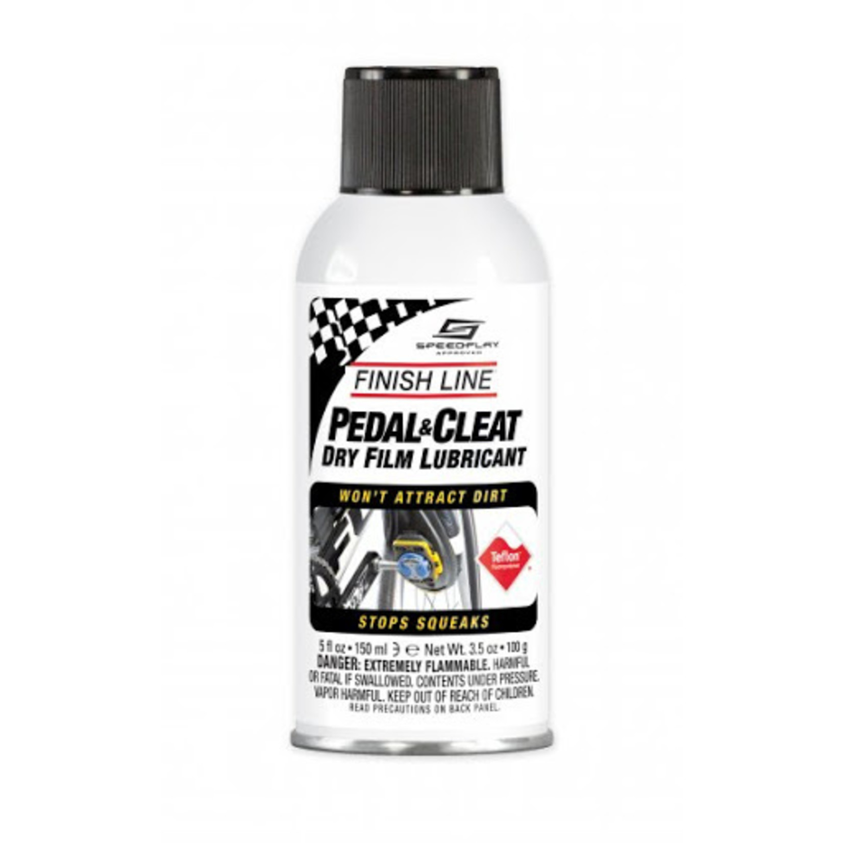 Finish Line Finish Line Pedal & Cleat Lube