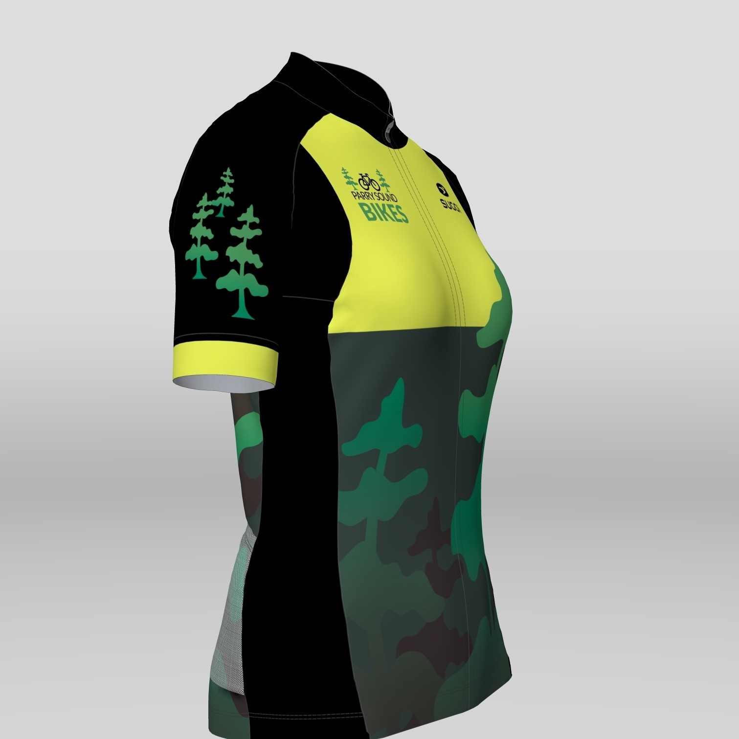 Sugoi Sugoi Parry Sound Bikes RS Team Jersey Women's