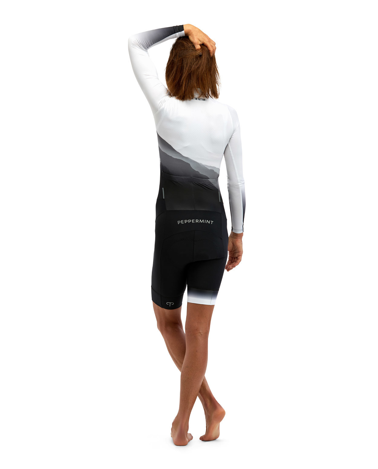 Peppermint Peppermint Signature Long Sleeve Skin Suit Women's