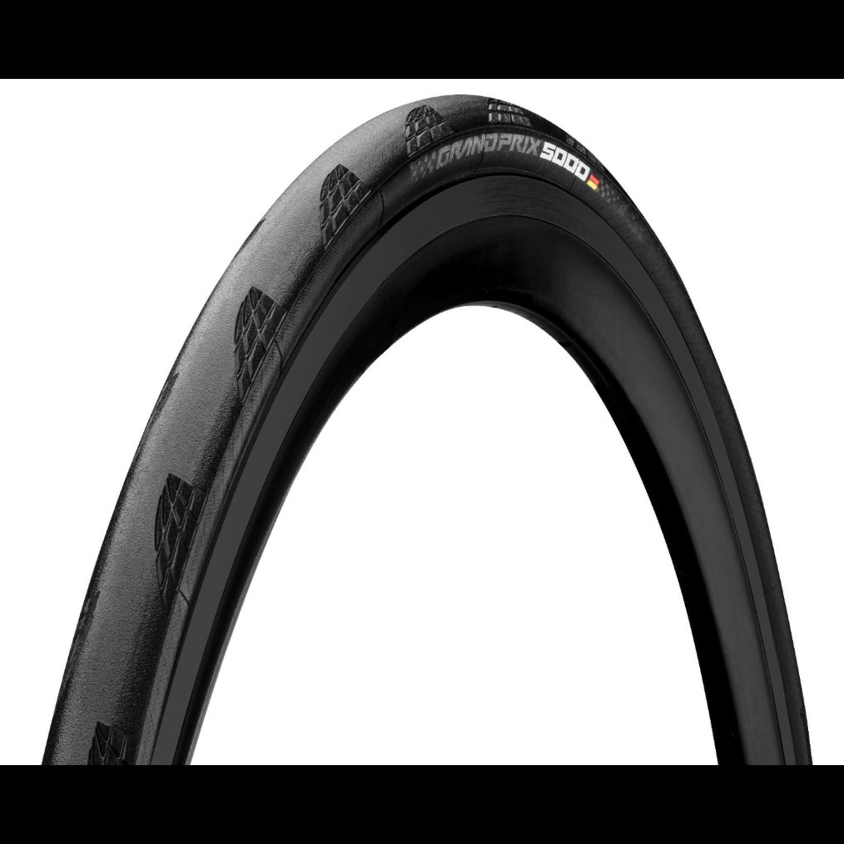 Continental Continental Grand Prix 5000 Folding Bead Tubeless Tire, 700x32c