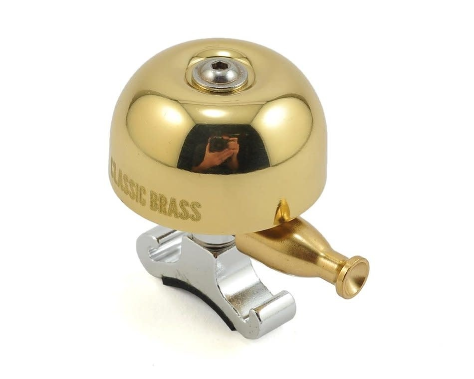 Evo Lezyne Classic Brass Bell, Small