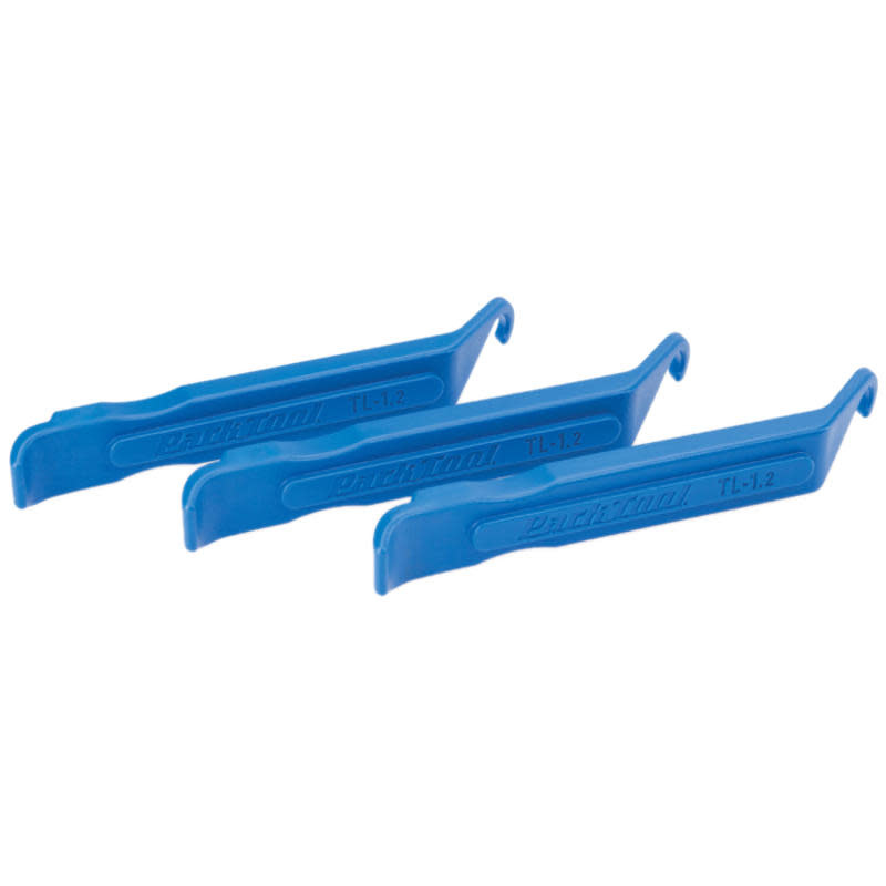 Park Tool Park Tool TL-1.2 Tire Lever Set (of 3), Blue