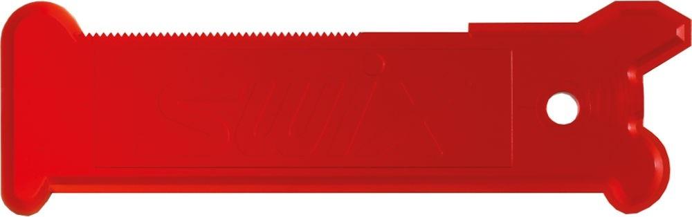 Swix Swix Groove/ All Purpose Scraper, Red