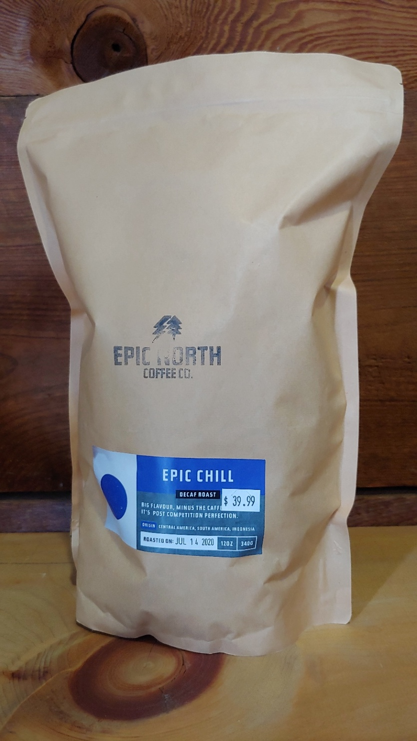 Epic North Epic North Epic Chill Decaf Roast Coffee