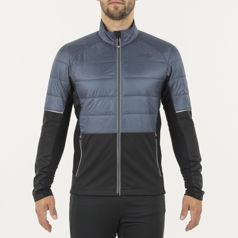 Swix Swix Navado Full-Zip Ski Jacket, Men's