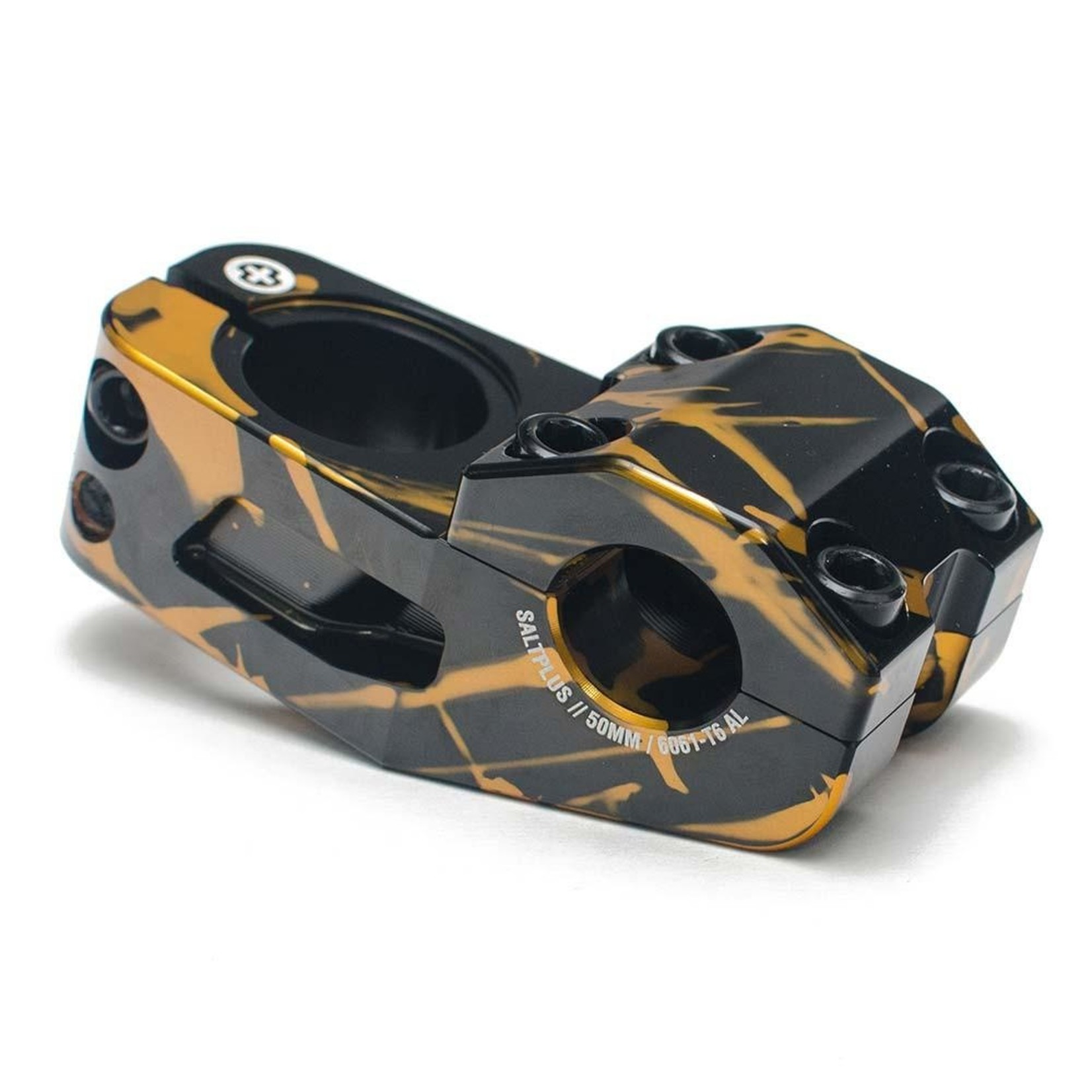 Salt & Salt Plus Salt Plus Manta Stem, 50mm, Black/ Gold
