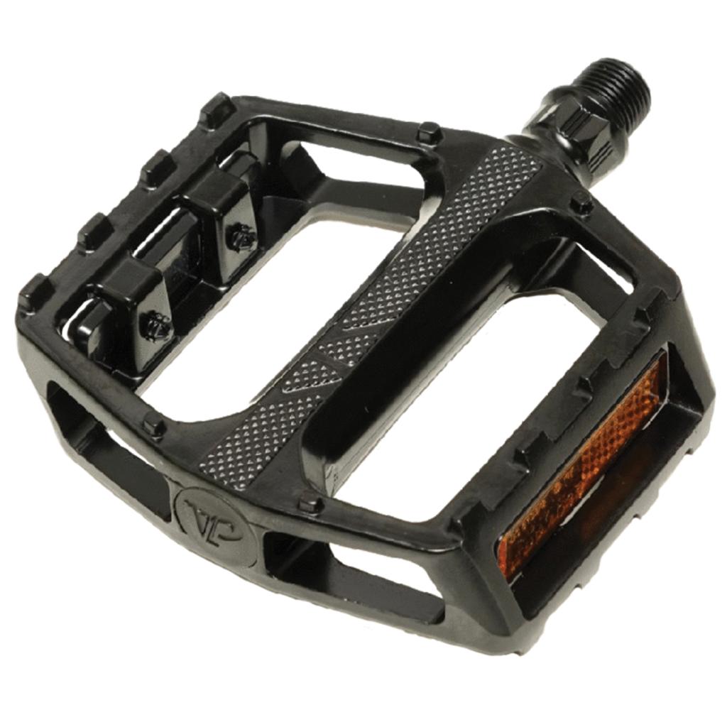 49N MTB Alloy Pedal, 9/16, Black