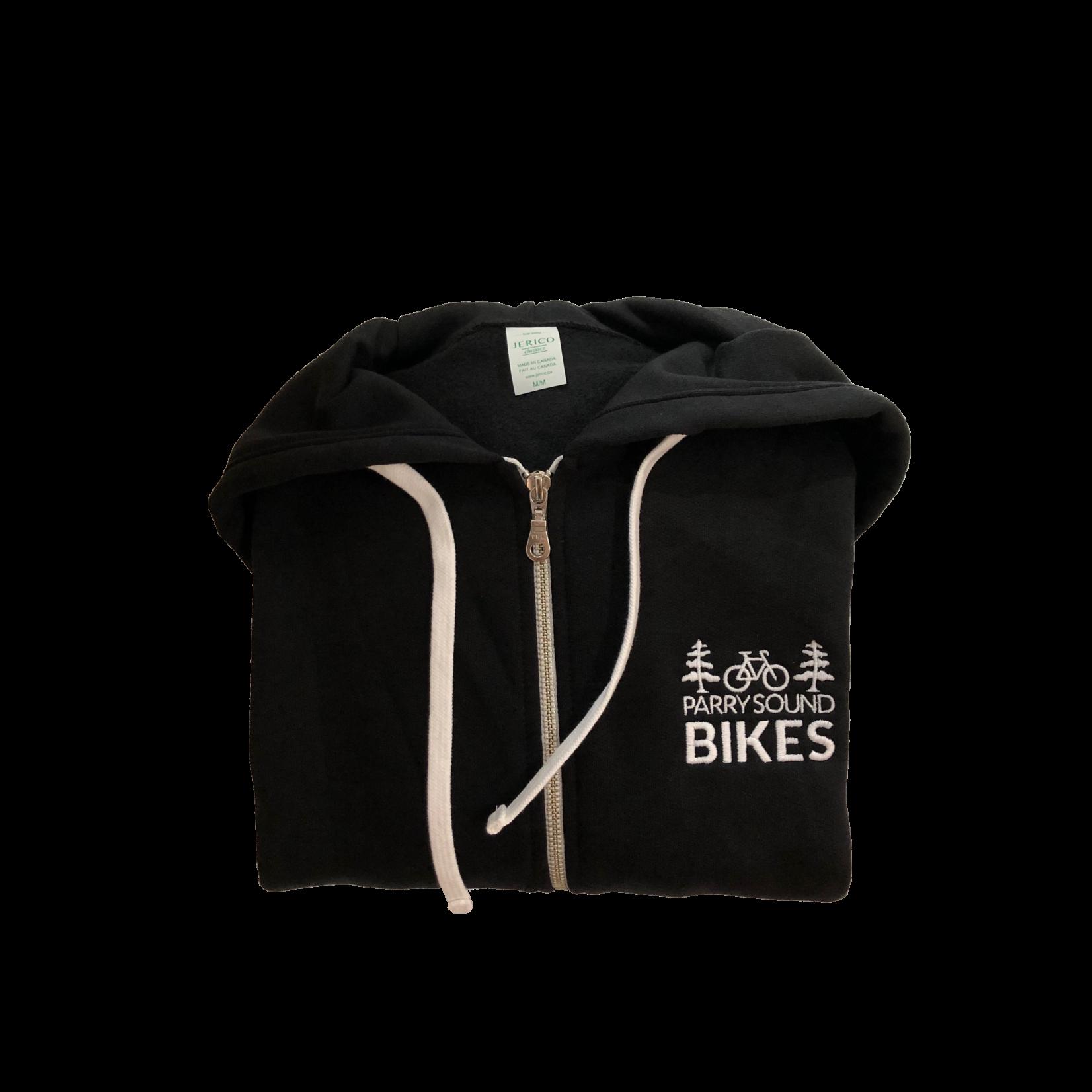 Parry Sound Bikes Parry Sound Bikes Zip Up Hoodie