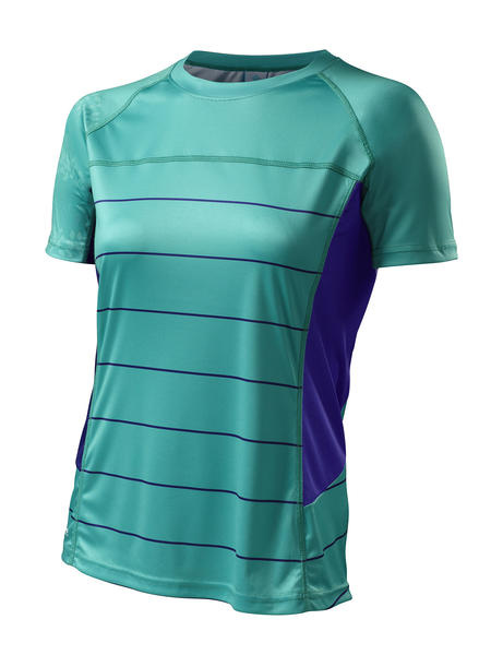 Specialized Specialized Andorra Comp Jersey Women's, Large, Teal