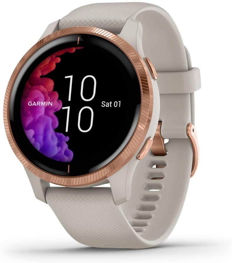 Garmin Garmin Venu Smartwatch, Sand