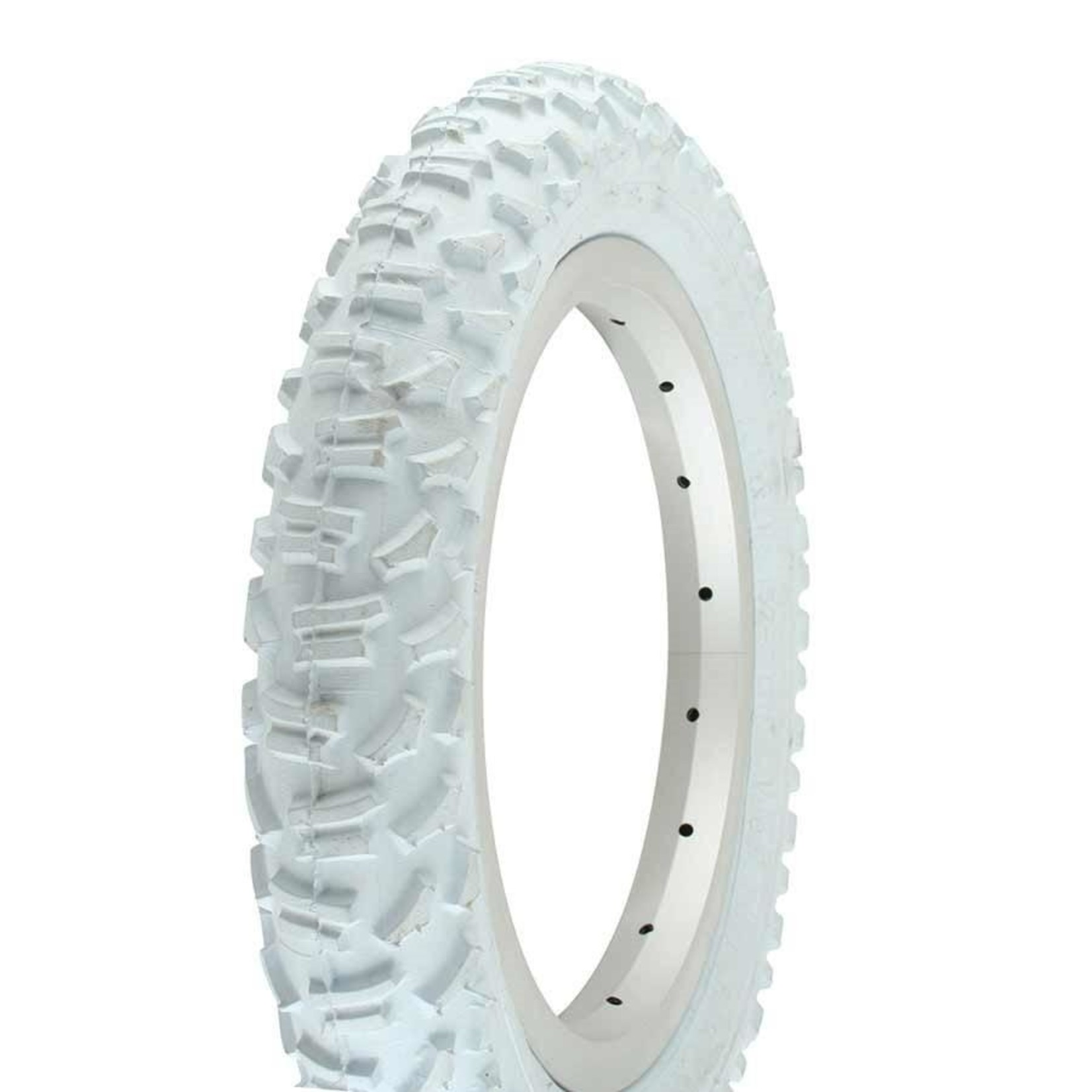 "Vee Rubber Kids Wire Bead Tire, 12"", White"