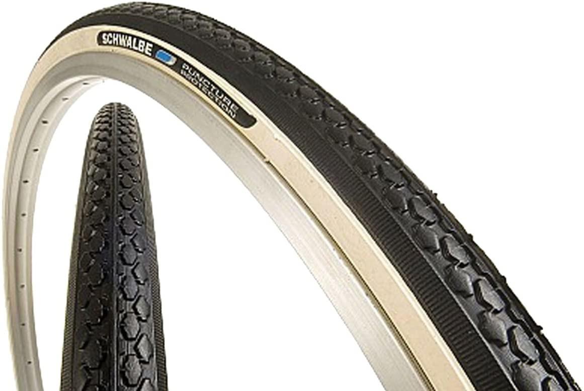 Schwalbe Schwalbe HS159 Wire Bead Tire, 26x1 1/2, Gum Wall