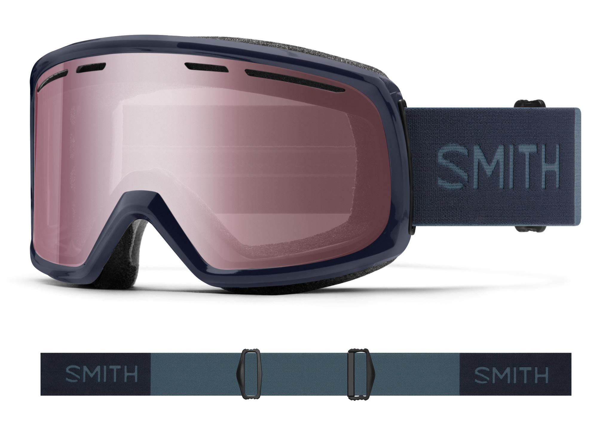 Smith Smith Range Alpine Goggles With Fog-X Anti-Fog Inner Lens