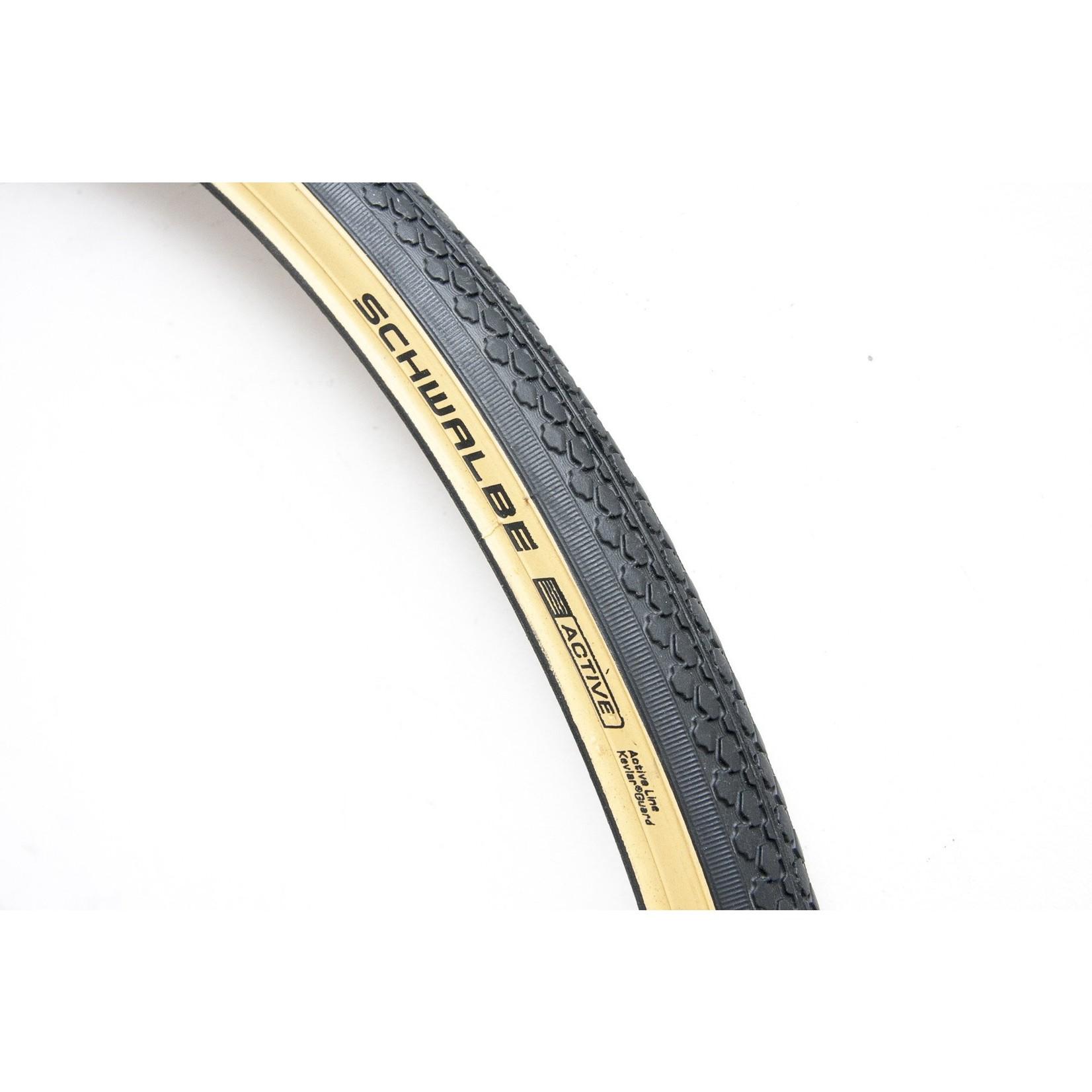 Schwalbe Schwalbe HS159 27x1.25 Wire Bead Gumwall Tire