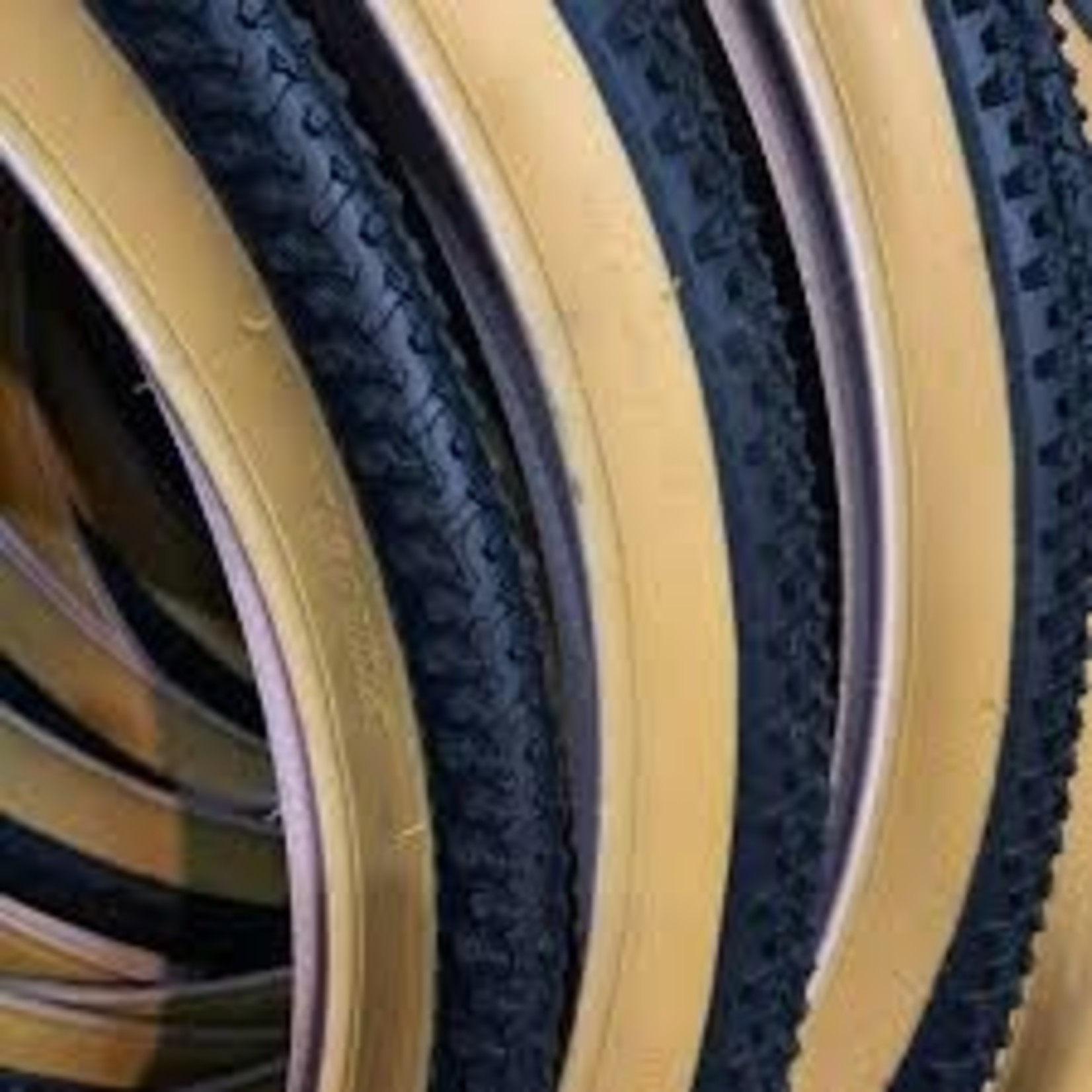 Damco Damco 24x1 3/8 Gumwall Wire Bead Tire