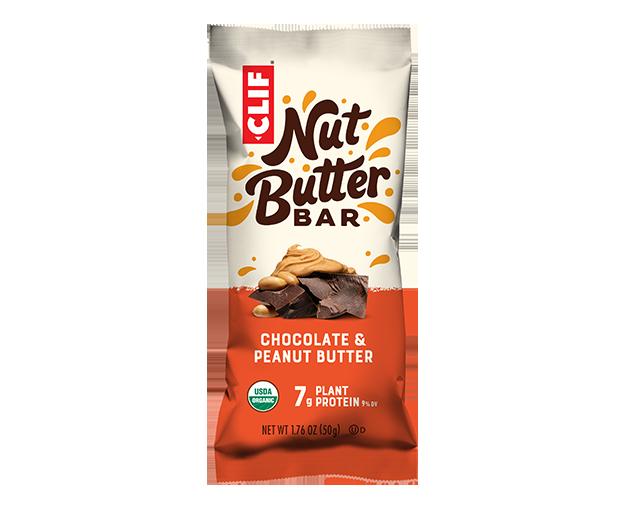 Clif Clif Nut Butter Bar Chocolate & Peanut Butter