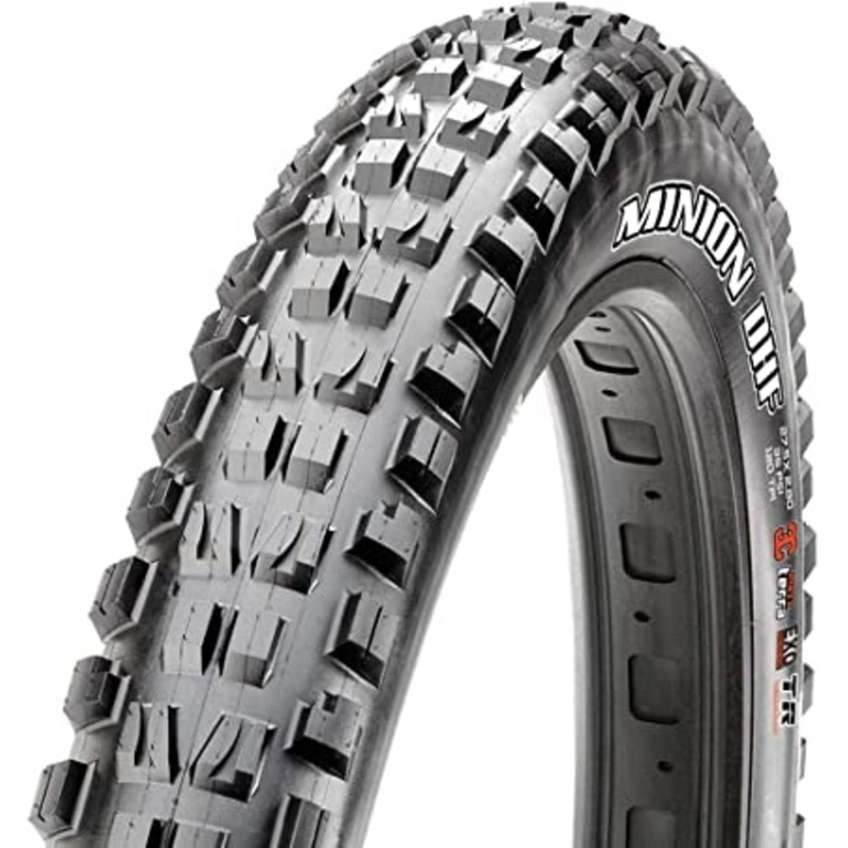 Maxxis Maxxis Minion  DHF 3C Maxx Terra EXO+ 27.5x2.5WT Tubeless Ready Folding Bead Tire