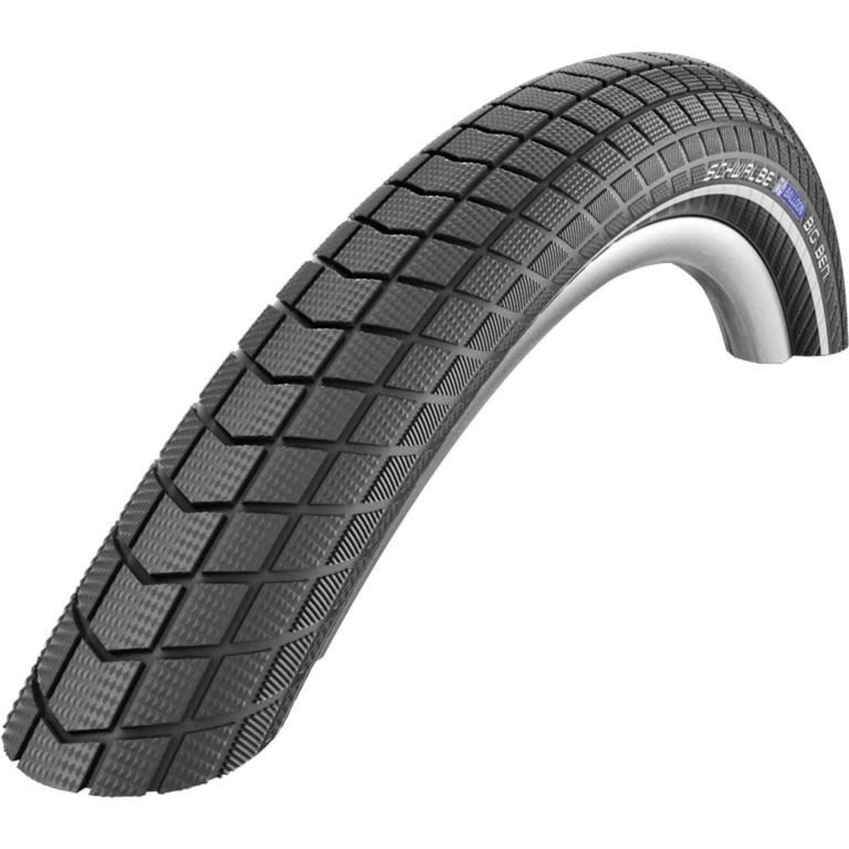 Schwalbe Schwalbe Big Ben Wire Bead Tire, 27.5x2.00