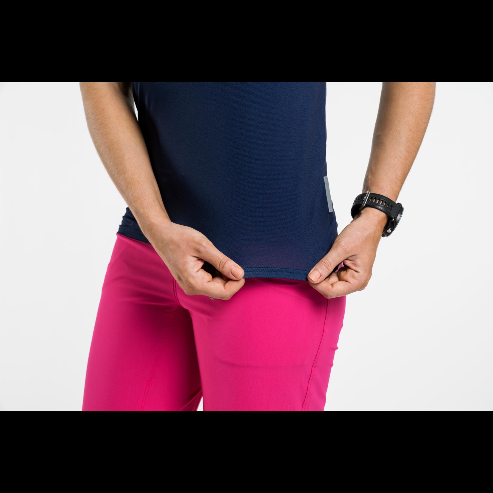 Peppermint Peppermint Trail Signature Short Sleeve Top