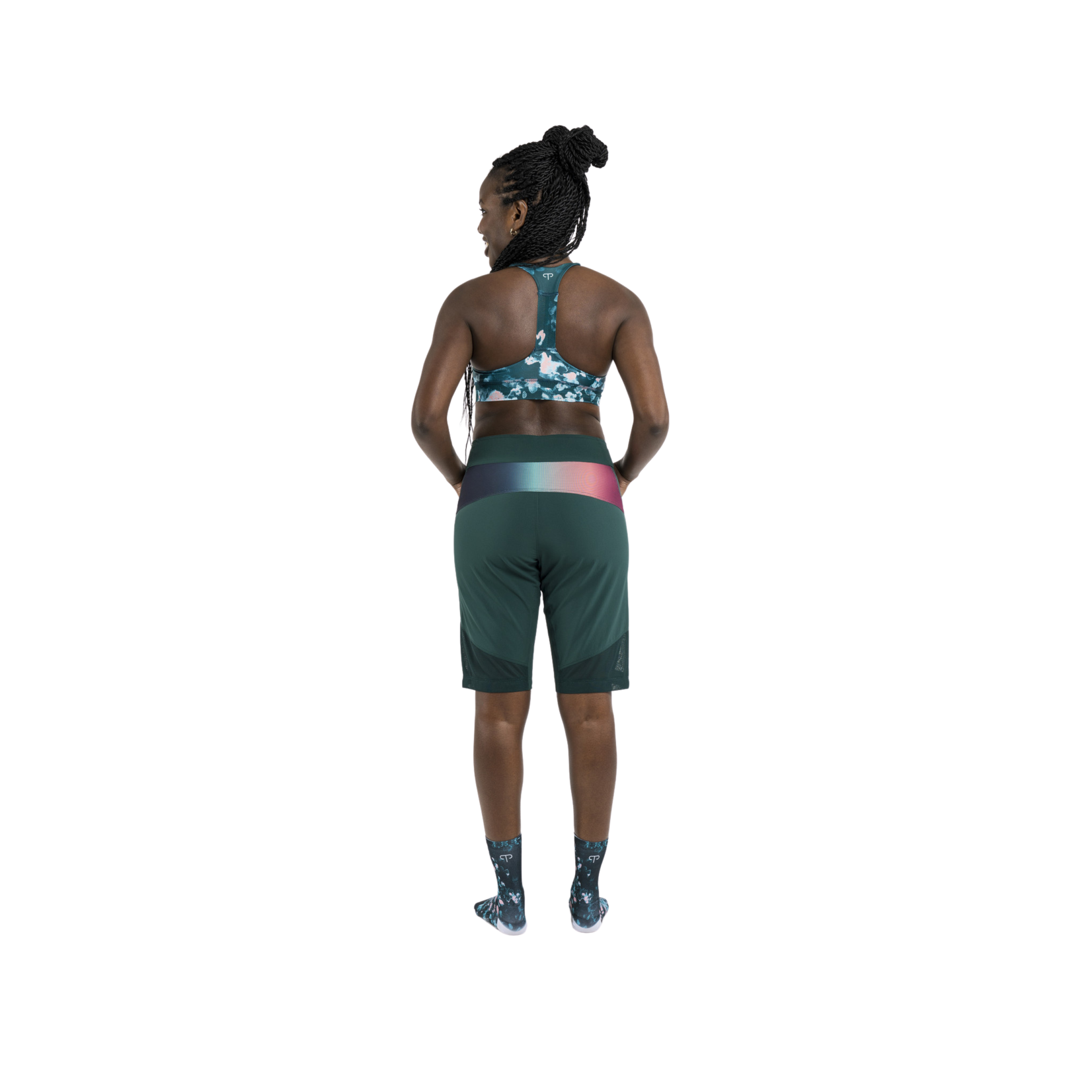 Peppermint Peppermint Trail Signature Short