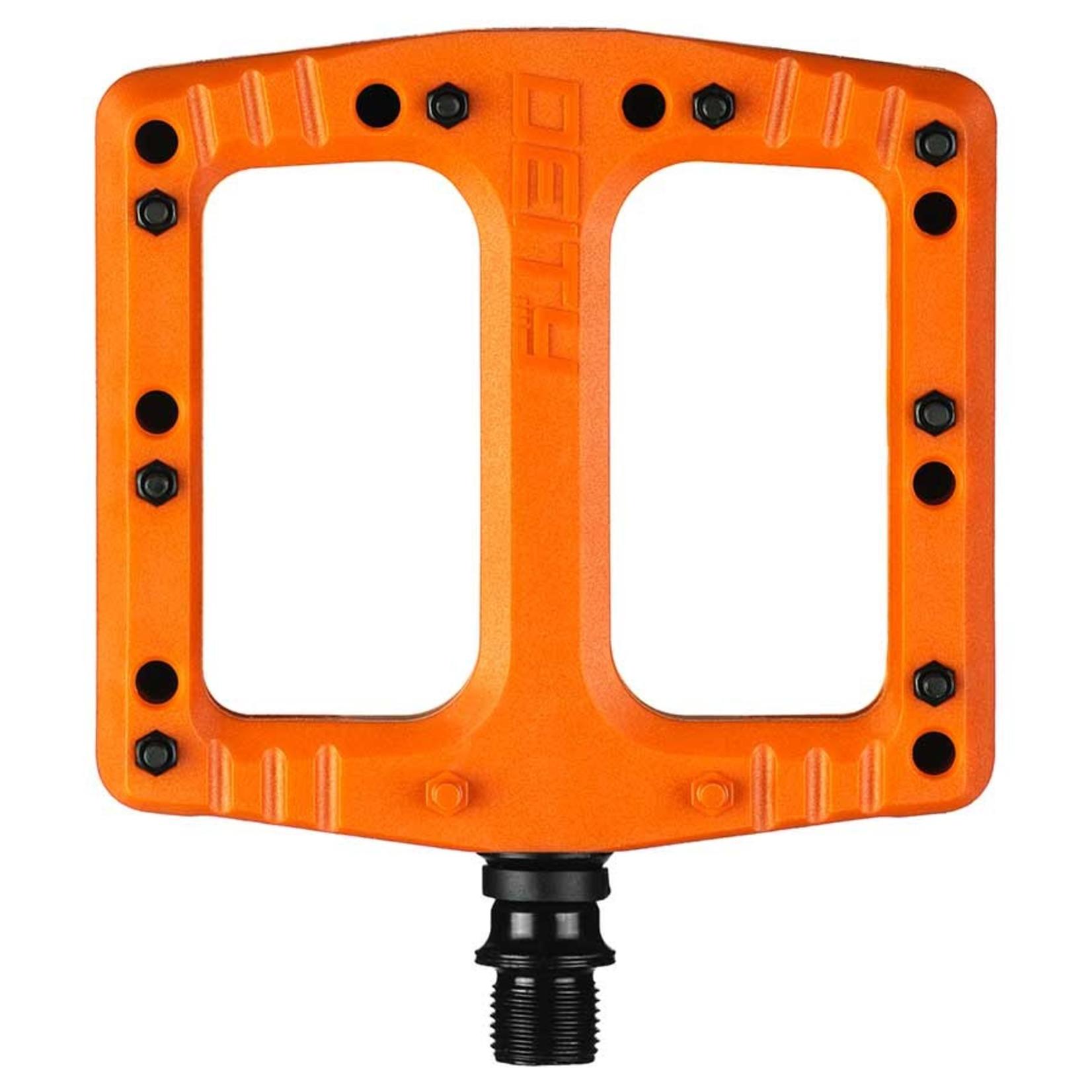 Deity Deftrap Nylon Platform Pedals